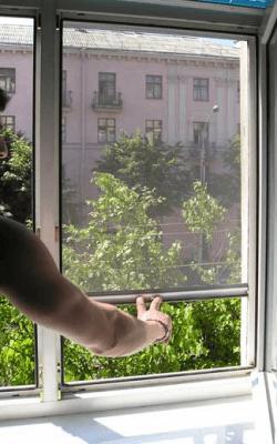 Роллетные москитные сетки Харьков
