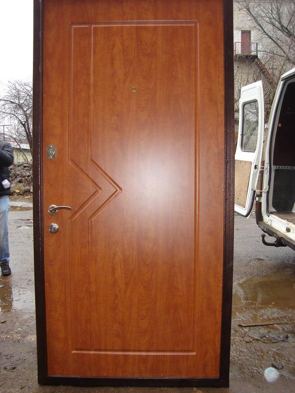 заказать вторую металлическую дверь с установкой