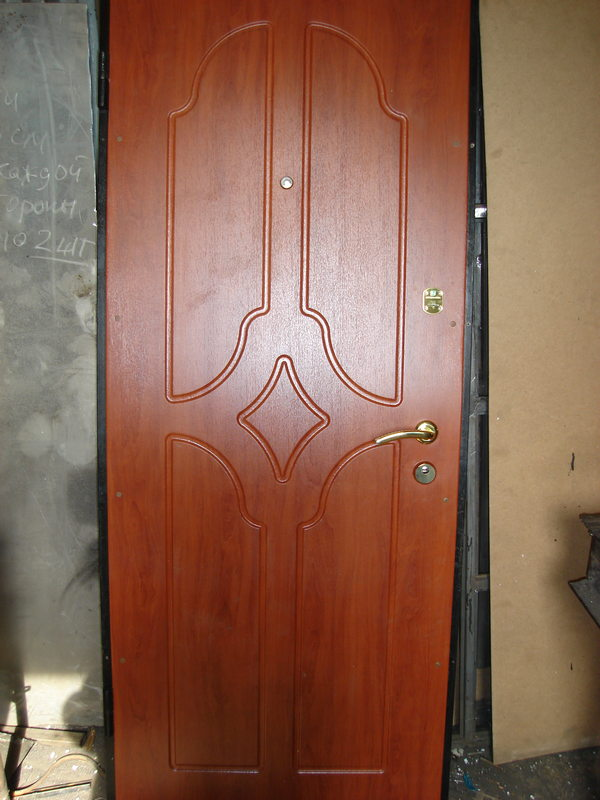 расчёт входной двери