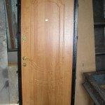 Входные металлически двери