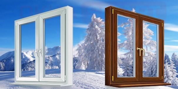 Какие окна лучше - деревянные или металлопластиковые